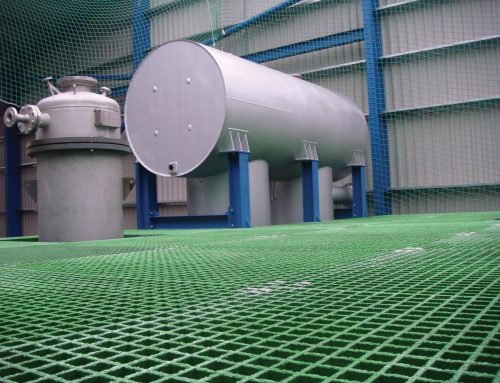 Why Choose Glass Reinforced Plastic (GRP) Grating?