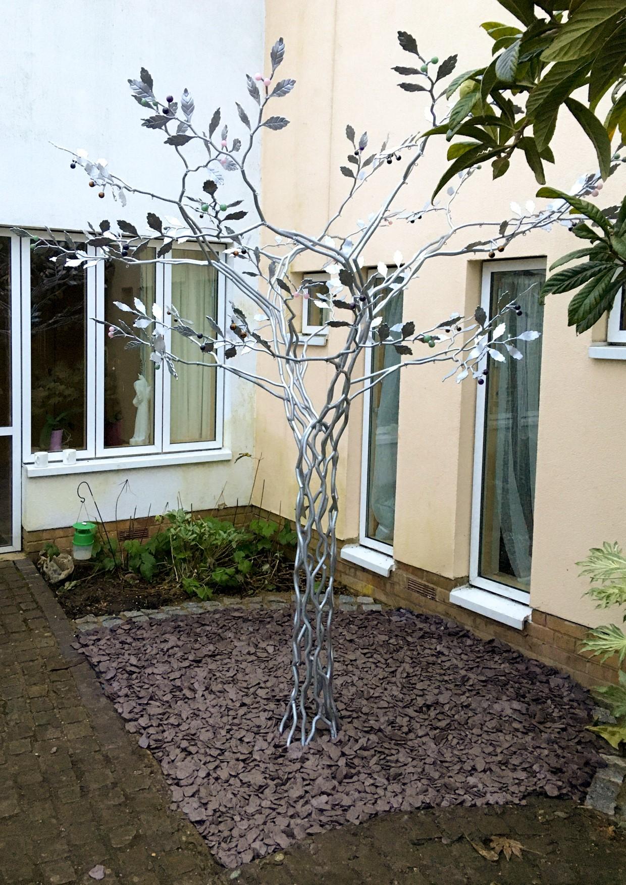 Silver Oak Memory Tree