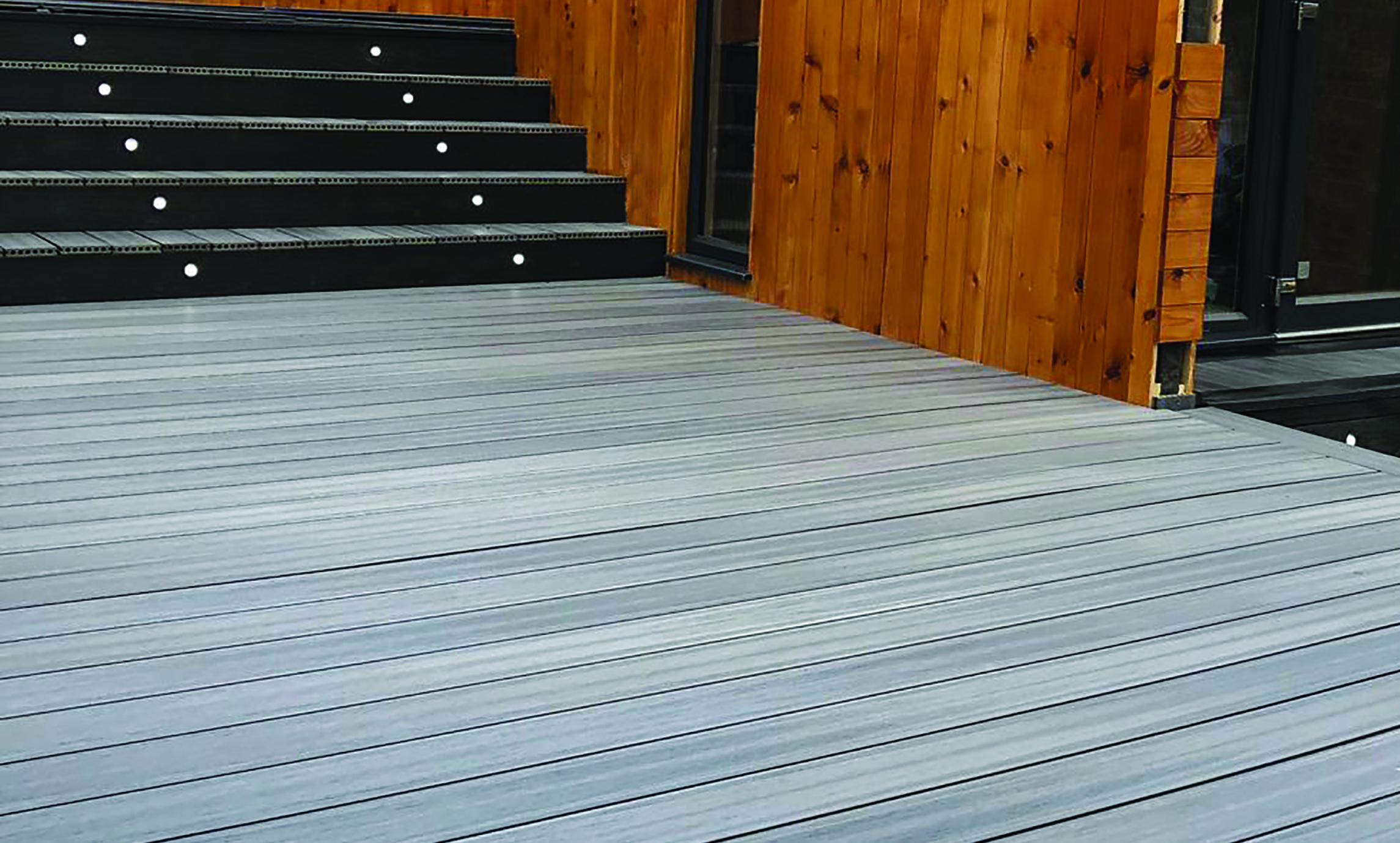 deck boards, rinato deck boards, decking, grey decking