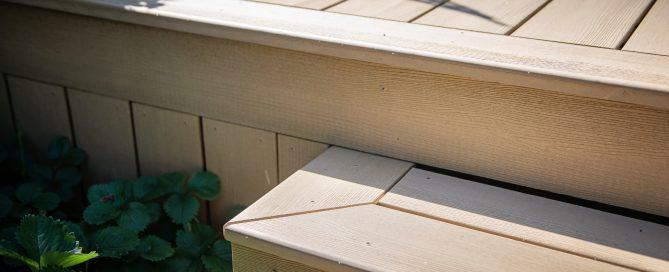 deck boards, rinato deck boards, decking, wooden decking, brown decking