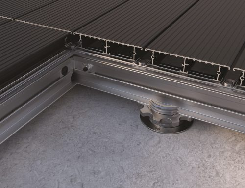Going beyond Ground Force: why aluminium makes for outstanding twenty-first century decking