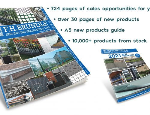 Find everything you need in F.H. Brundle's 2021 Catalogue