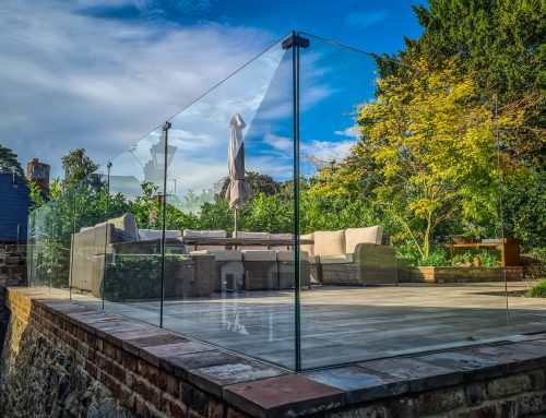Glass balustrades: the ideal product for modern interiors