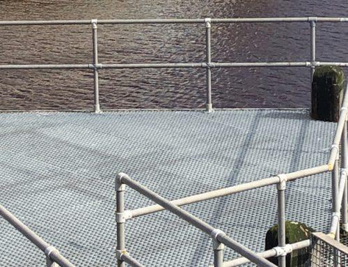 F.H. Brundle ramps up GRP flooring range